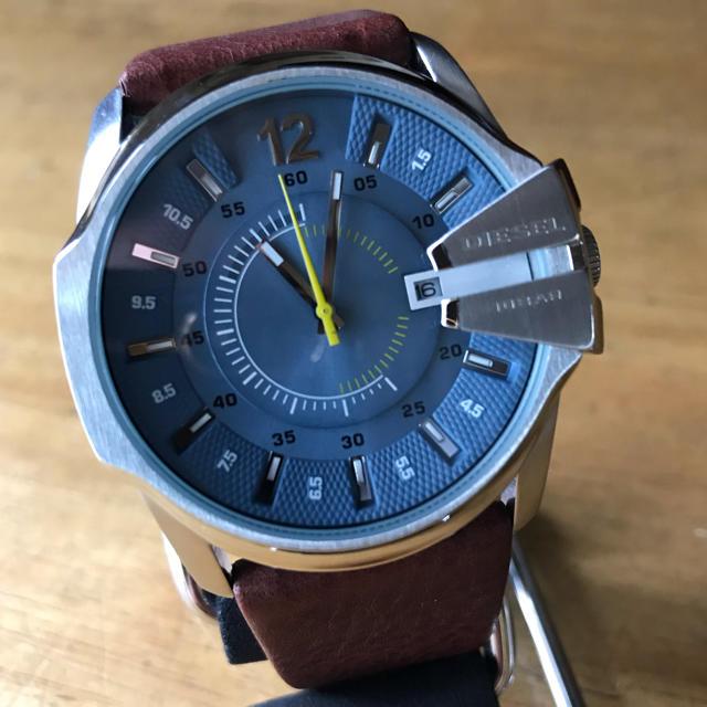 DIESEL - 新品✨ディーゼル DIESEL パックマン 腕時計 DZ1399 ブルーの通販 by てっちゃん(´∀`)|ディーゼルならラクマ