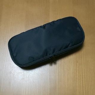 ムジルシリョウヒン(MUJI (無印良品))の無印良品 ナイロンペンケース・大容量タイプ(ペンケース/筆箱)
