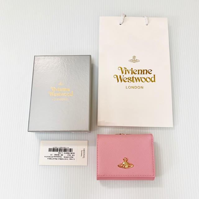 Vivienne Westwood - 【新品早い者勝ち】ヴィヴィアンウエストウッド 財布 コンパクトの通販 by APPPPPI|ヴィヴィアンウエストウッドならラクマ