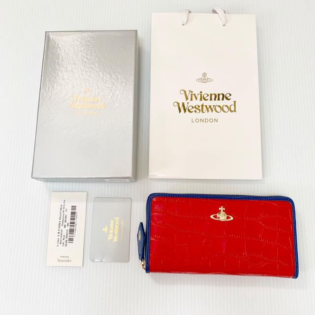Vivienne Westwood - 【新品早い者勝ち】ヴィヴィアンウエストウッド 長財布 レアの通販 by APPPPPI|ヴィヴィアンウエストウッドならラクマ