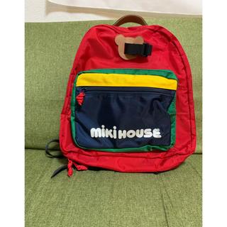 ミキハウス(mikihouse)のミキハウス リュック(リュック/バックパック)