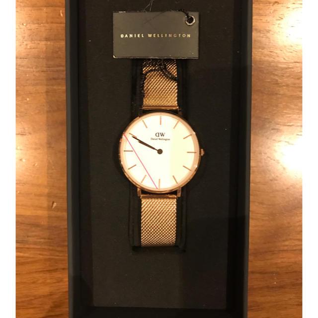 Daniel Wellington - ダニエルウェリントン 腕時計 新品 箱付き 海外正規品 ピンクゴールドの通販 by chocomoo's shop|ダニエルウェリントンならラクマ