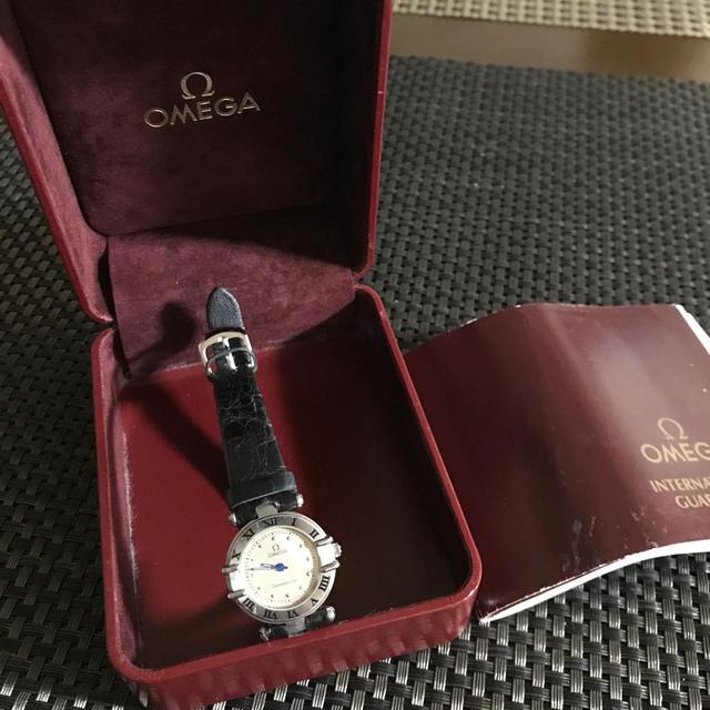 OMEGA - オメガ コンステレーション レディース アンティーク 腕時計の通販 by ジムカーナ0255's shop|オメガならラクマ