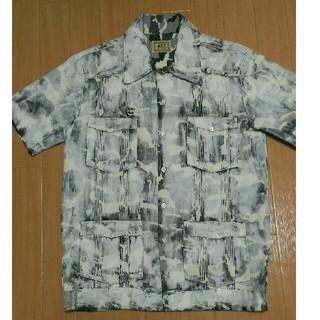 ジーディーシー(GDC)の新品 限定品 GDC キューバシャツ(シャツ)