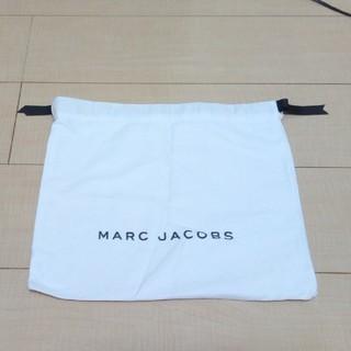 マークジェイコブス(MARC JACOBS)の MARC JACOBS 巾着袋(ショップ袋)
