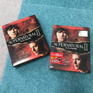 SUPERNATURAL Ⅱ スーパーナチュラル DVDセット5枚組×2(TVドラマ)