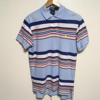 ラルフローレン(Ralph Lauren)の【限定お値下げ】ラルフローレン マルチカラー ポロシャツ M(ポロシャツ)