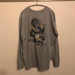 ステューシー(STUSSY)のold stussy 神龍(Tシャツ/カットソー(七分/長袖))