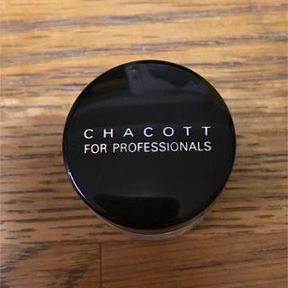 チャコット(CHACOTT)のSALE‼️ ★ チャコット グラスパウダー シルバー(フェイスパウダー)