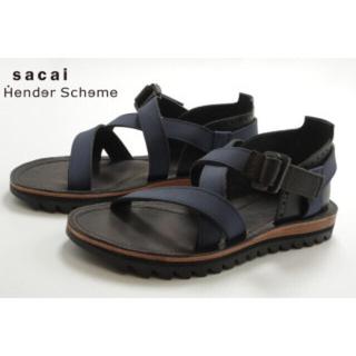 サカイ(sacai)のsacai hender scheme サンダル 40 17ss(サンダル)