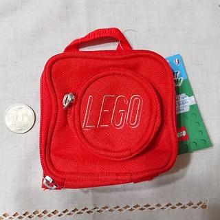 レゴ(Lego)のレゴ ミニリュック 赤(リュックサック)