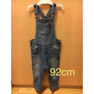 H&M - 子供服 オーバーオール 92cm