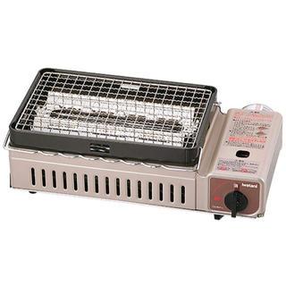 イワタニ(Iwatani)の箱無し 未使用 送料無料 イワタニ カセット 炉ばた大将・炙家 CB-RBT-J(調理器具)
