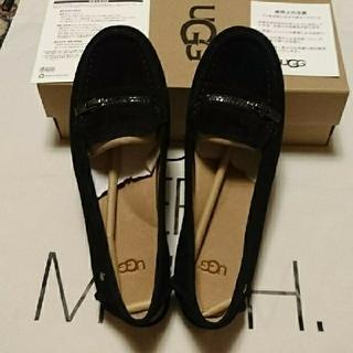 アグ(UGG)のUGG  アグ ローファー 新品(ローファー/革靴)