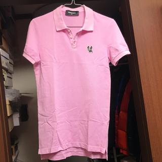 ディースクエアード(DSQUARED2)のディースクエアード  ポロシャツ(ポロシャツ)
