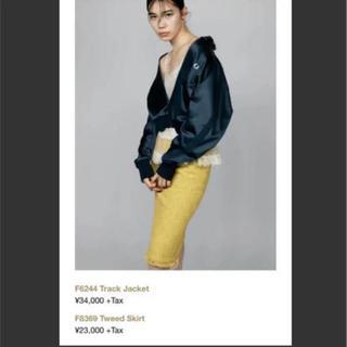 フレッドペリー(FRED PERRY)のミュベール  フレッドペリー コラボスカート (ひざ丈スカート)