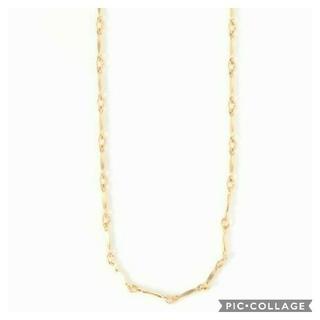 ドゥーズィエムクラス(DEUXIEME CLASSE)のドゥーズィエム RUEBELLE 75cm TWIST CHAIN ネックレス(ネックレス)
