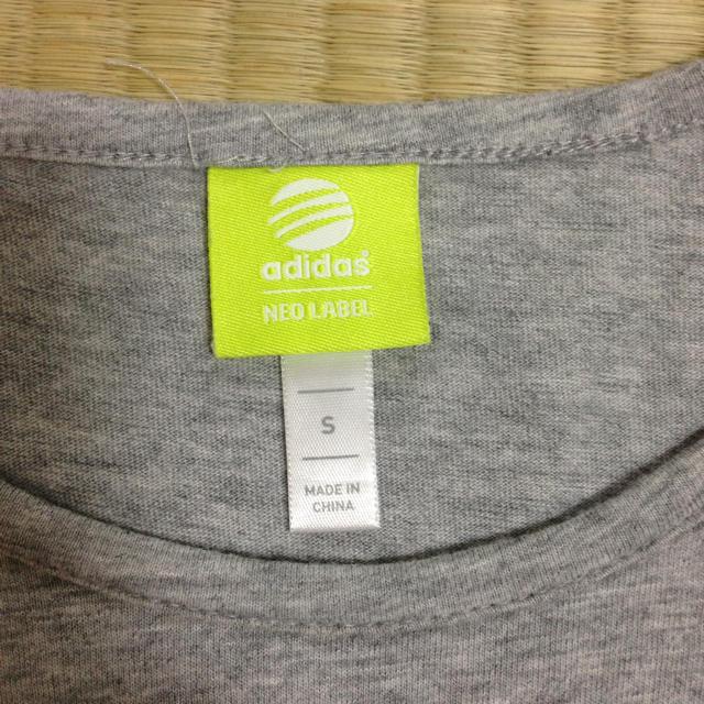 adidas(アディダス)のadidas/Tシャツ値下げ レディースのトップス(Tシャツ(半袖/袖なし))の商品写真