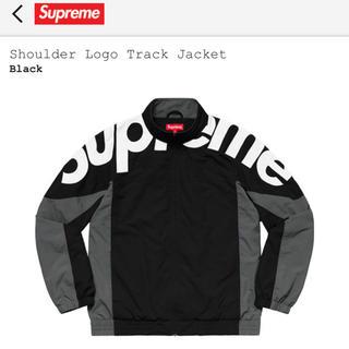 シュプリーム(Supreme)の即購入OK supreme shoulder logo track jacket(ナイロンジャケット)