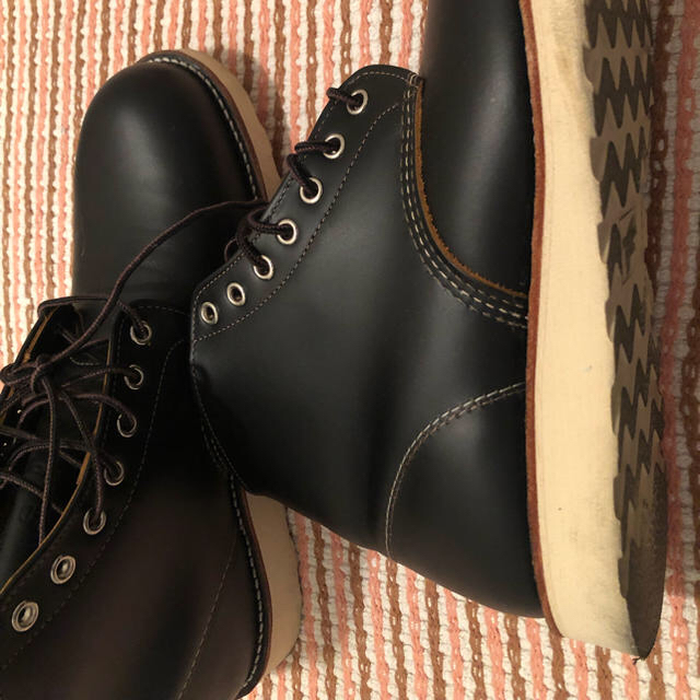 REDWING(レッドウィング)のレッドウィング REDWING ブーツ メンズ ワークブーツ メンズの靴/シューズ(ブーツ)の商品写真