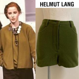 ヘルムートラング(HELMUT LANG)のHELMUT LANG VINTAGE 1980〜90s ウールショートパンツ(ショートパンツ)