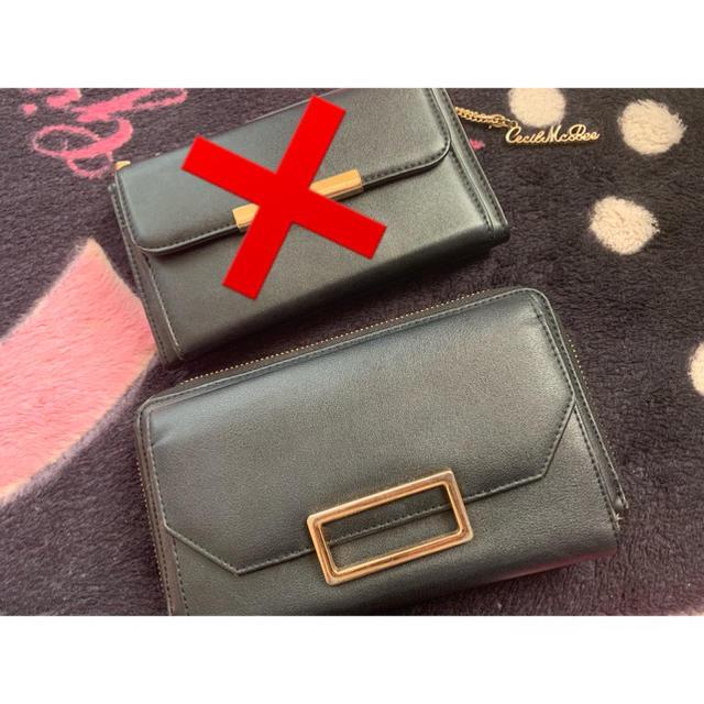 CECIL McBEE - CECIL Mc BEE 財布の通販 by  shop|セシルマクビーならラクマ