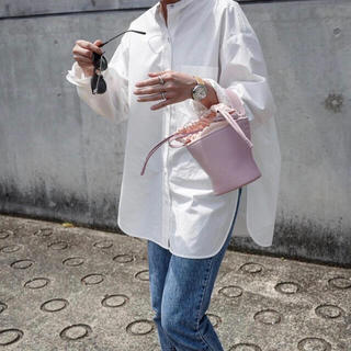 ドゥロワー(Drawer)のayako バック 美品 ピンク(ショルダーバッグ)