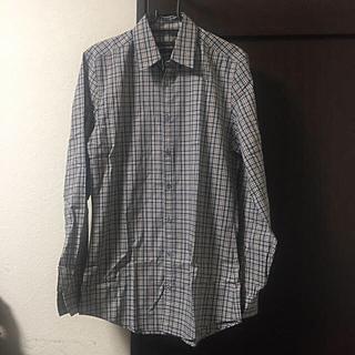 get cheap 1e755 64c06 GUCCI チェックシャツ メンズ 確実正規品