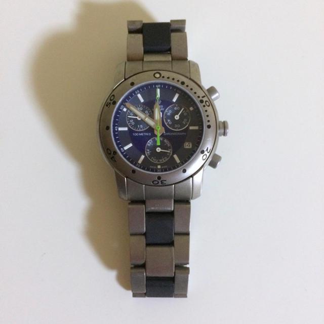 SWISS MILITARY - スイスミリタリー 腕時計 ジャンピングアワーの通販 by   All genre shop|スイスミリタリーならラクマ