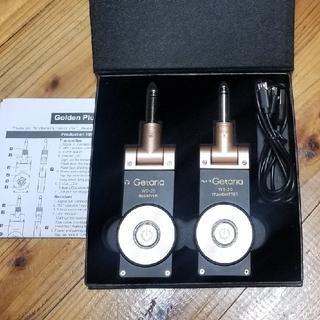 新品未使用 Getaria ワイヤレスギターシステム 2.4GHz(その他)