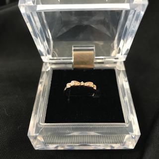 マグ様 専用      4℃ ピンキーリング(リング(指輪))