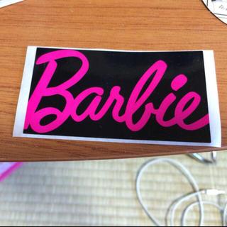 バービー(Barbie)のBarbie ステッカー(その他)