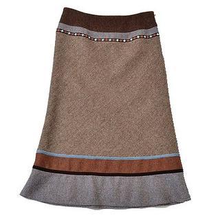 ケイタマルヤマ(KEITA MARUYAMA TOKYO PARIS)の◇KEITA MARUYAMA◇size0 wool skirt japan(ロングスカート)