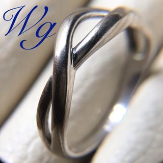 ジュエリーマキ(ジュエリーマキ)のk10 好きさんにもおすすめ♪ k9 シンプル地金 クロスリング(リング(指輪))