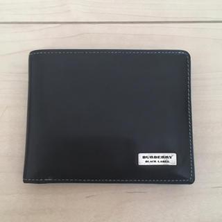 バーバリーブラックレーベル(BURBERRY BLACK LABEL)のBURBERRY 財布(折り財布)
