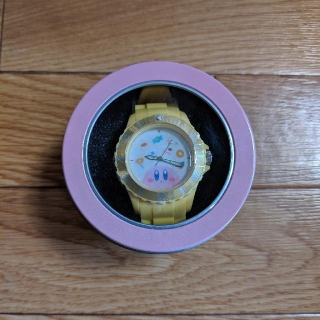 カービィ腕時計の通販 by ☆min☆|ラクマ