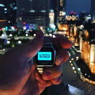 シュプリーム(Supreme)の38個セットTimex® Digital Watch Gold & Silver(腕時計(デジタル))