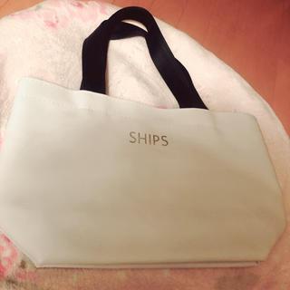 シップス(SHIPS)のSHIPS 付録トートバッグ MORE2015年9月(トートバッグ)