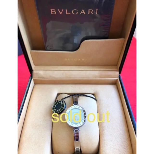 BVLGARI - 極美品✨ ブルガリ ビーゼロワン バングルウォッチ✨ レディース  腕時計の通販 by Ran's shop|ブルガリならラクマ
