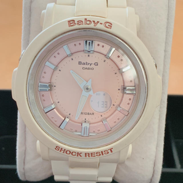 Baby-G - CASIO Baby-G デジアナ腕時計の通販 by 888プロフ必読|ベビージーならラクマ
