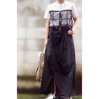 アメリヴィンテージ(Ameri VINTAGE)のAMERI MY UNION TEE   即完売品(Tシャツ(半袖/袖なし))