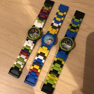 レゴ(Lego)のLEGO トイストーリー 腕時計(腕時計)