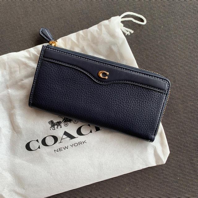 COACH - 新品未使用 COACH レディース長財布の通販 by aiai☆'|コーチならラクマ