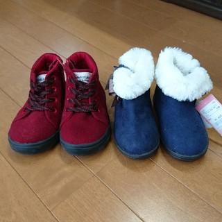 フタフタ(futafuta)の新品・美品☆ブーツ15㎝(ブーツ)