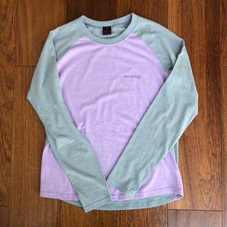モンベル(mont bell)のモンベル ラグランTシャツ(Tシャツ(長袖/七分))