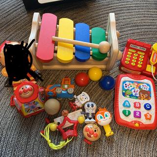 アンパンマン - ブルーリボン 木琴玉落とし アンパンマンおもちゃ