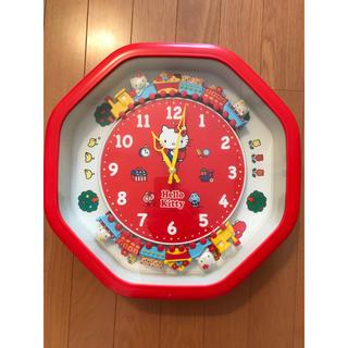 ハローキティ - ハローキティ からくり時計 掛時計