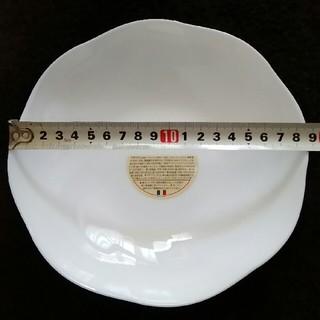ヤマザキセイパン(山崎製パン)のヤマザキ 白いモーニング皿 4枚セット(食器)