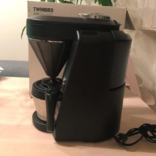 ツインバード(TWINBIRD)のTWINBIRD コーヒーメーカー CM-D456(コーヒーメーカー)