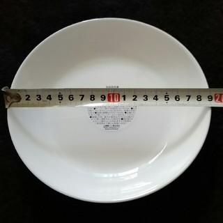 ヤマザキセイパン(山崎製パン)のヤマザキ 白いモーニングディッシュ皿(着払い設定)(食器)